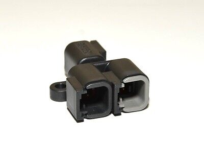 Deutsch DTM 2-Pin SAE J1939 Genuine Y Connector with Gold Solid contacts