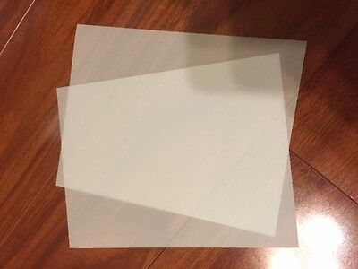 "4mil Blank Re-Usable 12""x12"" DIY Stencil Sheets 3 Pack"