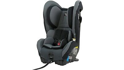 Babylove Ezy Switch Car Seat, Safe & Comfortable, Adjustable Facing, in Grey