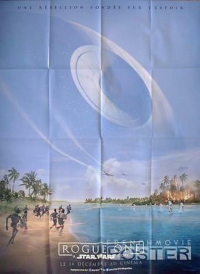 Rogue One - Star Wars - Original Advance Large French Movie Poster
