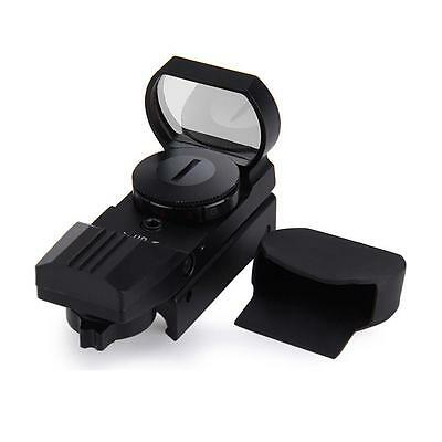 Profession tactique réflexe Holographic Red Green Dot Sight 20mm rail Scopes DD