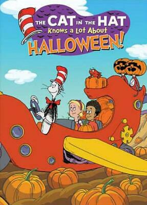 The Cat In The Hat Knows A Lot About That!: Halloween! New Region 1 Dvd