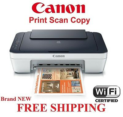 Canon PIXMA MG2924 (2922) Wireless All-in-One Scan inkjet Office Printer NEW !!