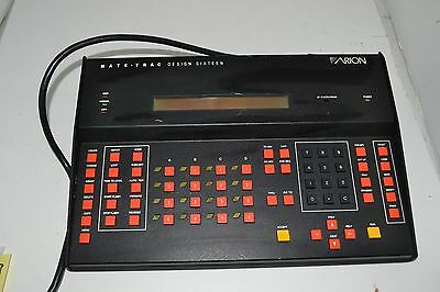 Arion Mate-Trac Design Sixteen - Used but Turns On