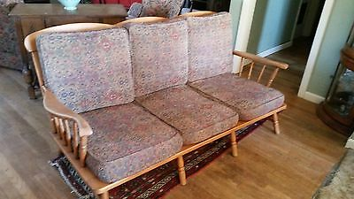 1950 Vintage Conart Bell Sofa Couch Russel Wright American