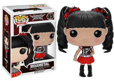 Funko Pop Rocks Babymetal - Moametal Vinyl Action Figure 45 Collectible Toy 5979