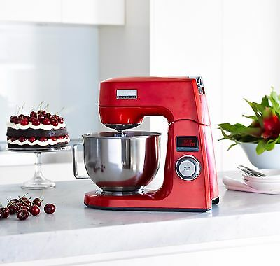 Sunbeam Cafe Series® Planetary Mixmaster®  Designed with a powerful 1000 W Red