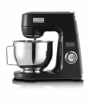 Sunbeam Cafe Series® Planetary Mixmaster®  Designed with a powerful Black 1000W