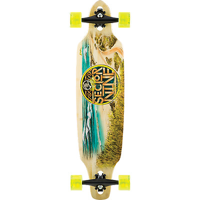 "Sector 9 Mini Lookout 16 37.5"" Complete Longboard"