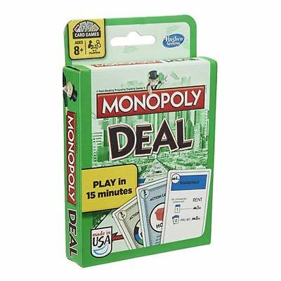Monopoly Deal Card Game-Brand New