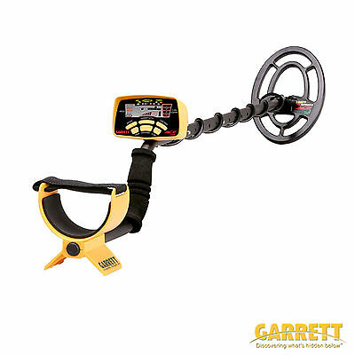 Garrett Ace 250 Metal Detector - with Coil cover & Phones