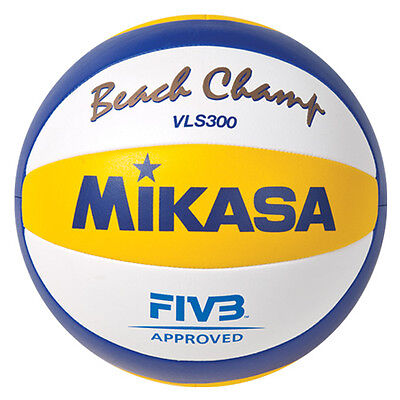 Mikasa 0136 VLS300 Beach Champ FIVB Official Game Ball Outdoor Volleyball