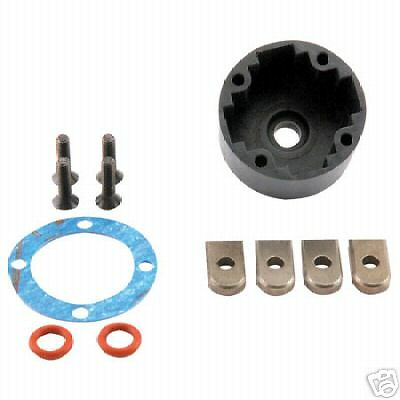 Heavy Duty Differential Case for Losi 8B 8T LST2 8IGHT #LOSB3528