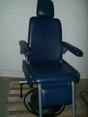 APEX SMR 2400 Optometry ENT Power Exam Procedure Chair Exam