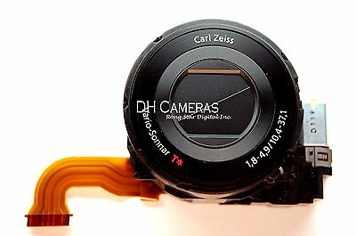 New Lens Zoom Repair Part For SONY Cyber-shot DSC-RX100 DSC- RX100 II M2 Black