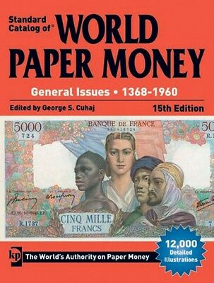 Standard Catalog of World Paper Money, Vol. 2, 15. Auflage 2015