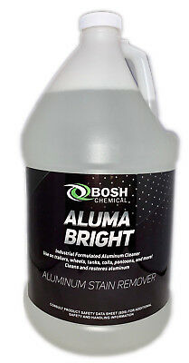 Alumabright Aluminum Cleaner Brightener 128 ounces (1 Gallon)
