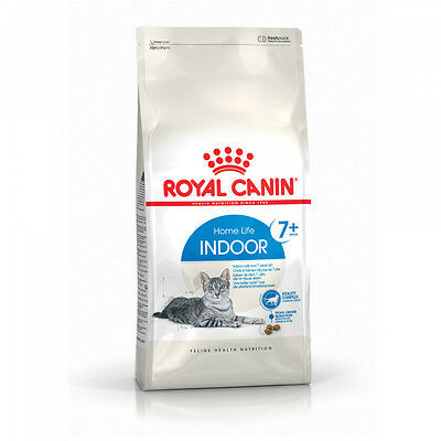 Croquettes pour chats Royal Canin Indoor +7 Sac 1,5 kg
