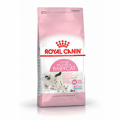 Croquettes pour chatons Royal Canin Babycat 34 Sac 4 kg