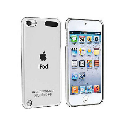 Thin Crystal Clear Hard Back Case Cover for Apple iPod Touch 5th Generation
