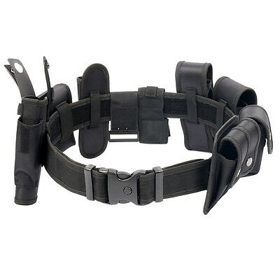 Excellent Law enforcement modular equipment system security military belt-Black