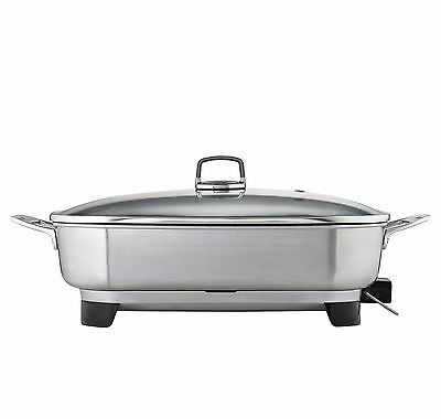 Sunbeam Ellise® Stainless Steel Banquet  combines stylish exceptional cooking
