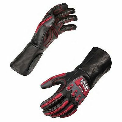 Lincoln Electric Welding Glove Red Line. K3109-2XL/XL/L/M/S