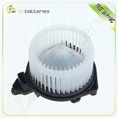 Heater Blower Motor ABS plastic w/ Fan Cage for 05-15 Toyota Tacoma Pickup Truck