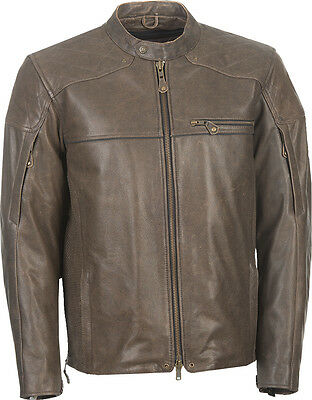 Highway 21 Gasser Jacket Brown M