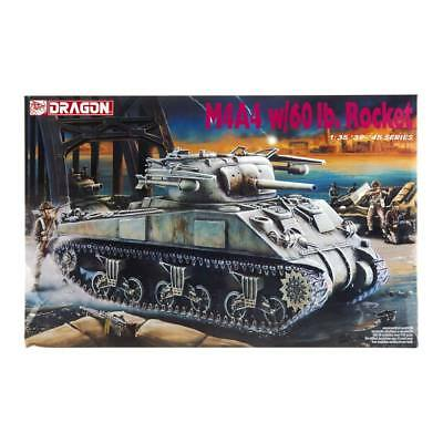 NEW Dragon Models 1/35 M4A4 w/60lb Rocket 6041