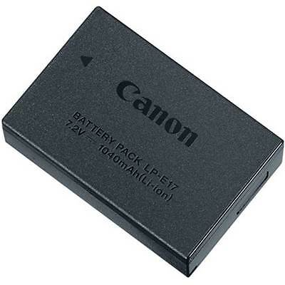 Canon LP-E17 Battery Pack for Canon EOS Rebel T6i T6s