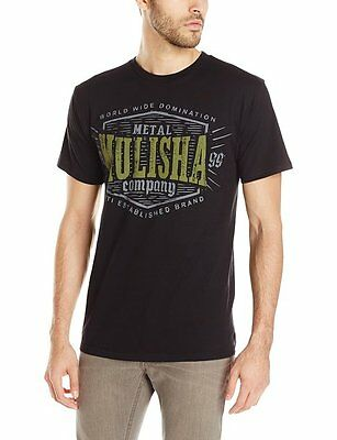 Mens Metal Mulisha -Carve Premium- Black Short Sleeve T Shirt