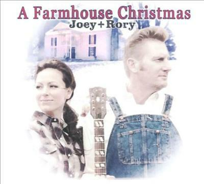 Joey + Rory - A Farmhouse Christmas [Digipak] New Cd