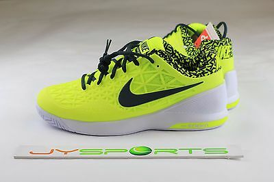 New Nike Zoom Cage2  Mens  Tennis  Shoes Sneakers  Yellow