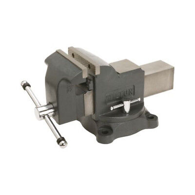 Wilton WMH63301 WS5, Shop Vise, 5 in. Jaw Width, 5 in. Jaw Opening New