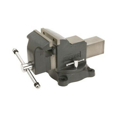 Wilton WS5, Shop Vise, 5 in. Jaw Width, 5 in. Jaw Opening WMH63301 New