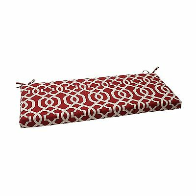 Pillow Perfect 498638 New Geo Outdoor Bench Cushion