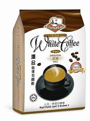Chek Hup Ipoh White Coffee 3 In 1 Original Flavour