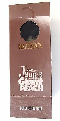 "Walt Disney's James and the Giant Peach ""Piratejack"" collection doll"