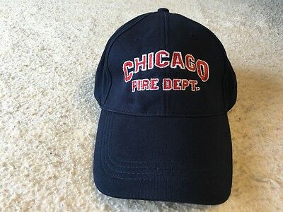 Chicago Fire Dept. Hat