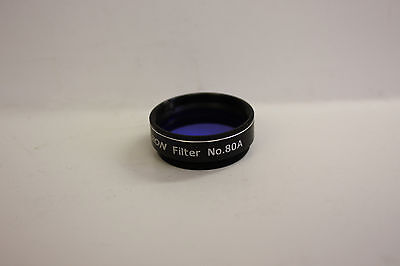 "Celestron Telescope 1.25"" Blue Eyepiece Filter #80A Jupiter Planetary - New!"