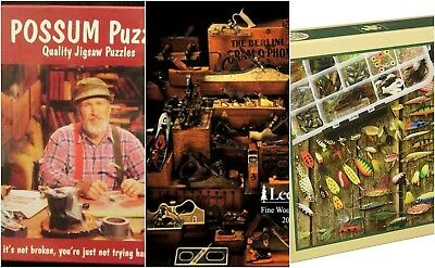 The Red Green Show Possum Puzzle 1000 PIECE  - Sealed and New!