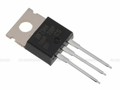 IRFZ34N  Transistor N-MOSFET unipolare HEXFET 55V 26A 56W