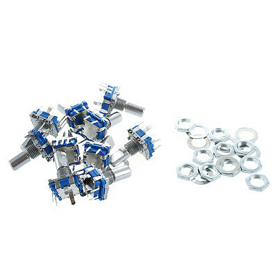 10 pieces 12 mm key switch rotary encoder switch CP