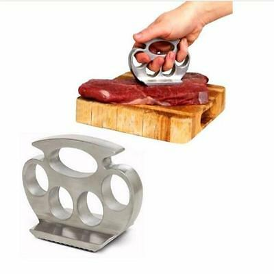Knuckle Pounder Meat Tenderizer Soften Prepare Raw Steak Kitchen Home Grill Tool
