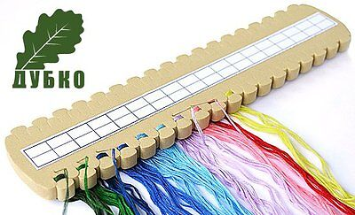 """""""DUBKO"""" Organizer for the floss 36 colors"""
