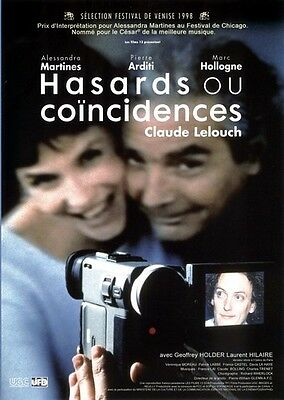 Hasards ou Coïncidences - DVD Neuf sous blister