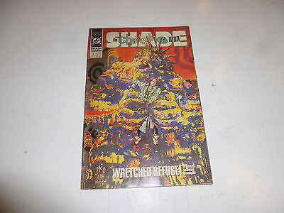 SHADE THE CHANGING MAN Comic - Vol 1 - No 7 - Date 01/1991 - DC Comic