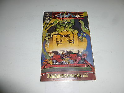 SHADE THE CHANGING MAN Comic - Vol 1 - No 21 - Date 03/1992 - DC Comic
