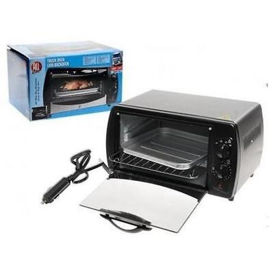 Electric Oven 24V 300W Silver Portable Oven Deluxe 1M Cable 300Watt All Ride New